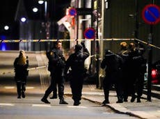 Several dead and more injured by man with bow and arrows in Norway