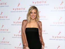 Khloe Kardashian explains why she corrects people who call daughter True 'big'