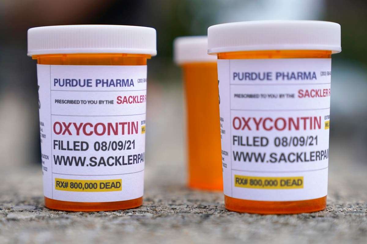 Judge: Purdue Pharma can resume groundwork on its settlement