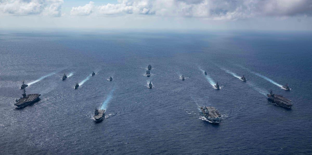 Spenninger i Taiwan øker frykten for konflikten mellom USA og Kina i Asia
