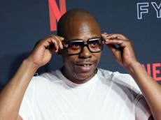 Official Netflix  account on Twitter joins Dave Chappelle backlash