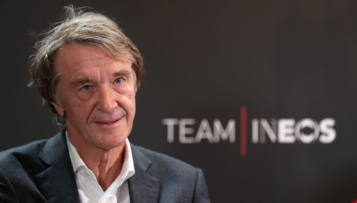 Spike in gas prices to continue throughout the winter, Jim Ratcliffe predicts