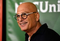 Howie Mandel updates fans about his health after fainting at a cafe