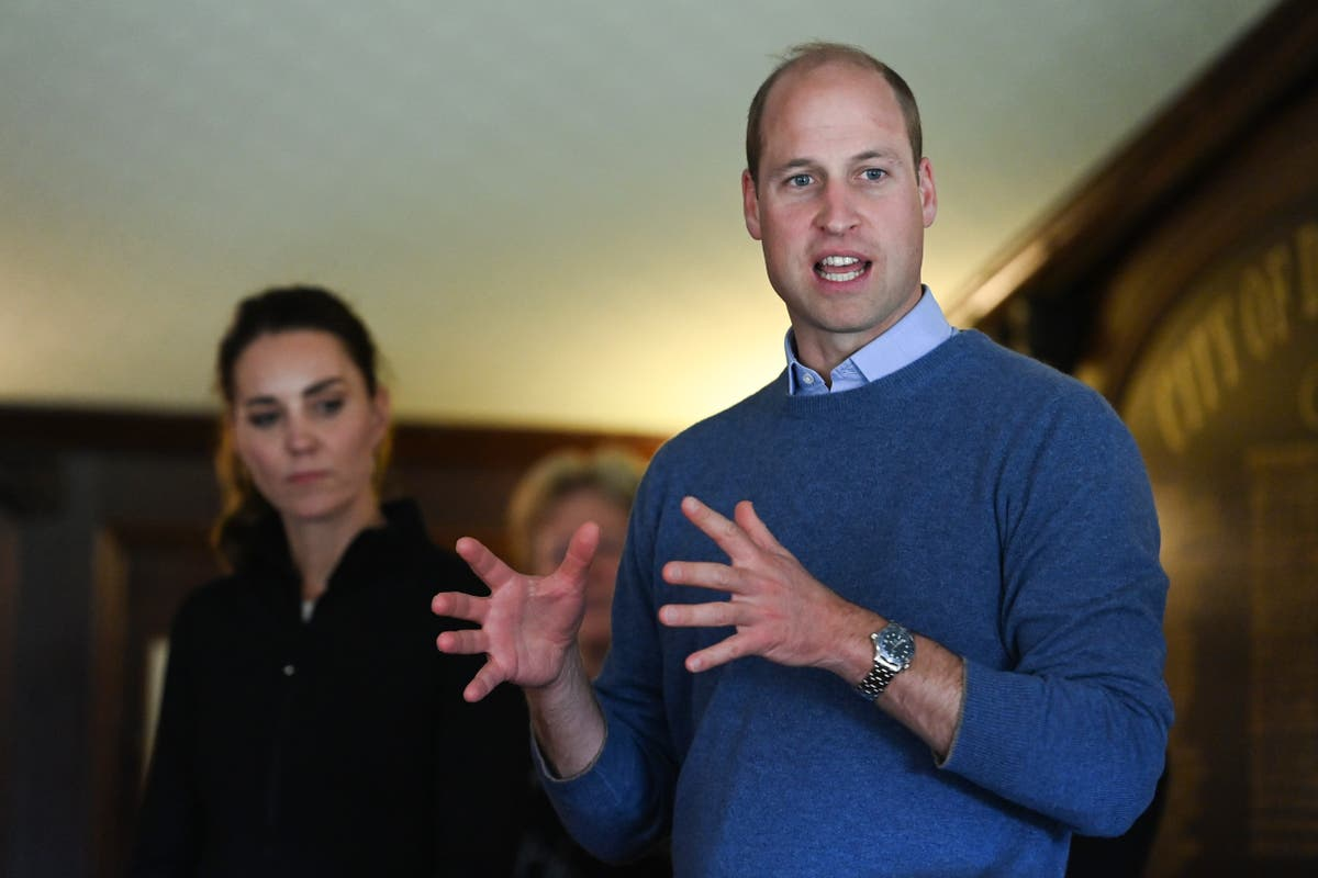 Prince William says we should focus on saving Earth instead of space race