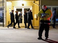 Norway attack suspect 'had shown signs of radicalisation' - follow live