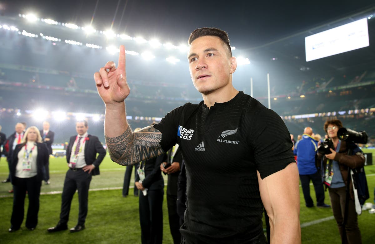 Sonny Bill Williams hoping 'therapeutic' new book helps others with similar struggles