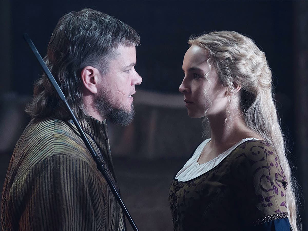 The Last Duel isn't quite Jodie Comer's star turn – review