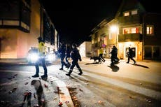 Norway attack suspect had been radicalised, say police
