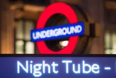 London Night Tube will start running again next month, Sadiq Khan confirms