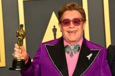 Elton John sets UK chart record with new single