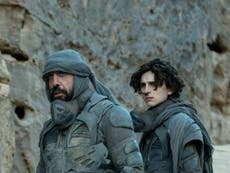 'It felt like an independent movie': The cast of Dune on making the blockbuster of the year