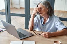 Poor bone health in menopausal women rising, étude trouve