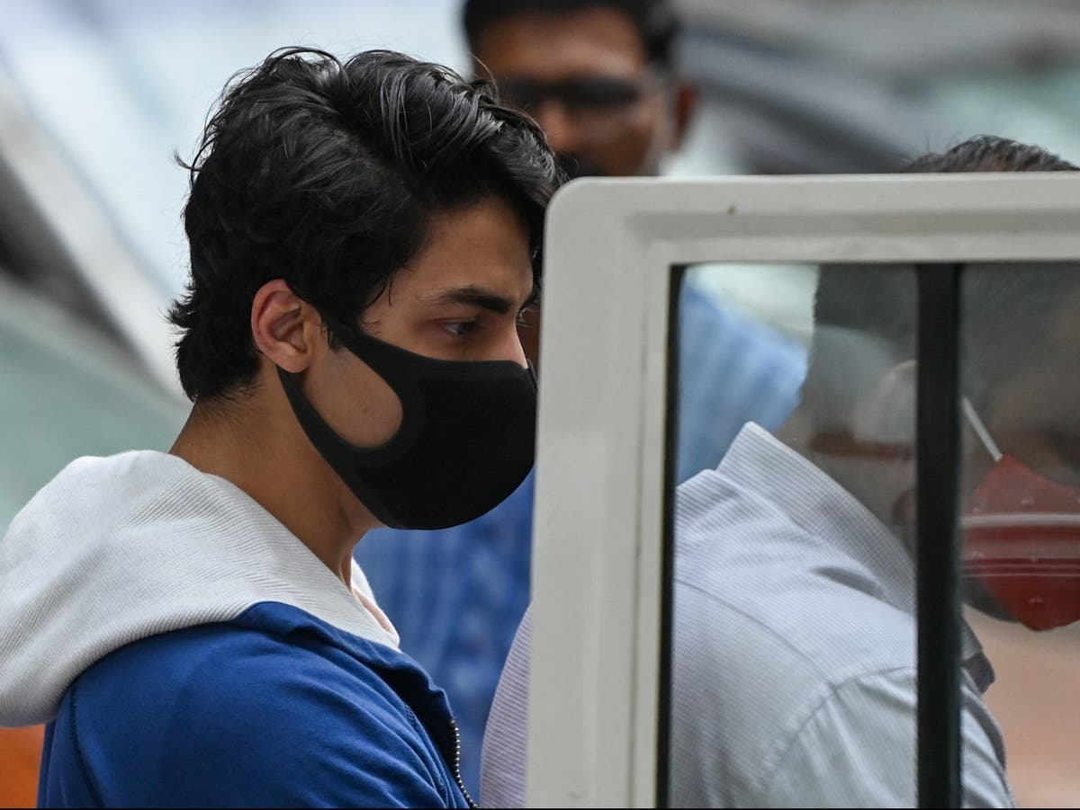 Bollywood star Shah Rukh Khan's son Aryan to remain in jail in cruise drugs bust case
