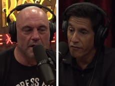 Joe Rogan rants about CNN 'lies' over ivermectin in on-air bust-up with Sanjay Gupta