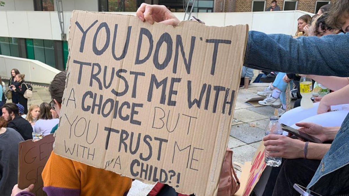 Opinion: I'm disturbed by pro-life societies – but civil discourse is the answer