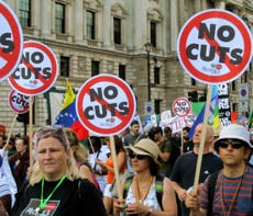 UK austerity since 2010 linked to tens of thousands more deaths than expected