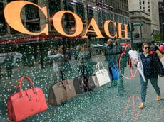 Coach to stop destroying returned products following TikTok backlash