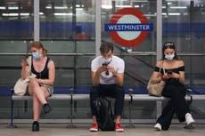 Les cas quotidiens de Covid au Royaume-Uni sont les plus élevés depuis juillet