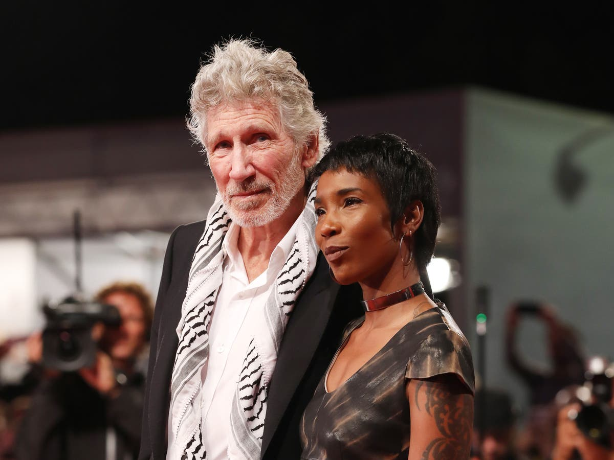 Pink Floyd musician Roger Waters, 78, marries for fifth time