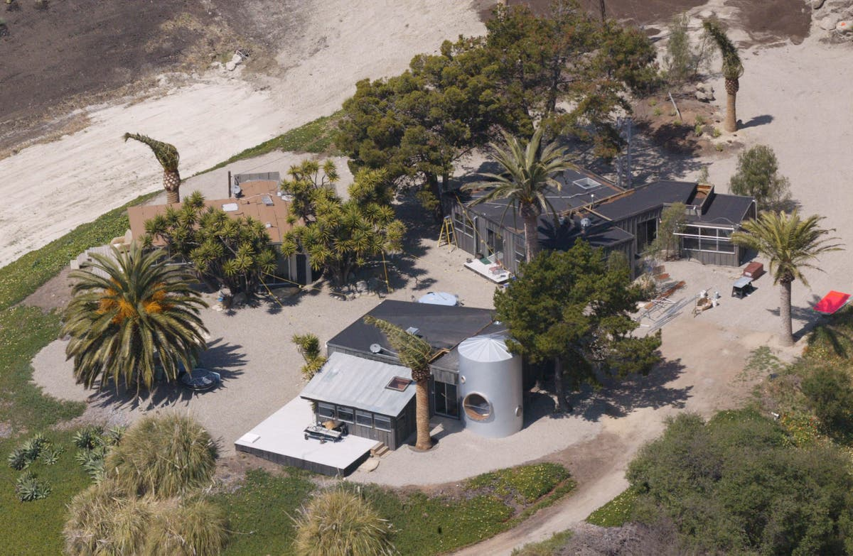 Brad Pitt's California beach house under wildfire evacuation warning