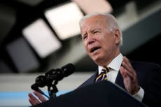 Biden praises Southwest one day after CEO says he 'forced' vaccine mandate on company