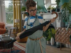 Opinie: The John Lewis advert is a glorious antidote to 'boys will be boys'