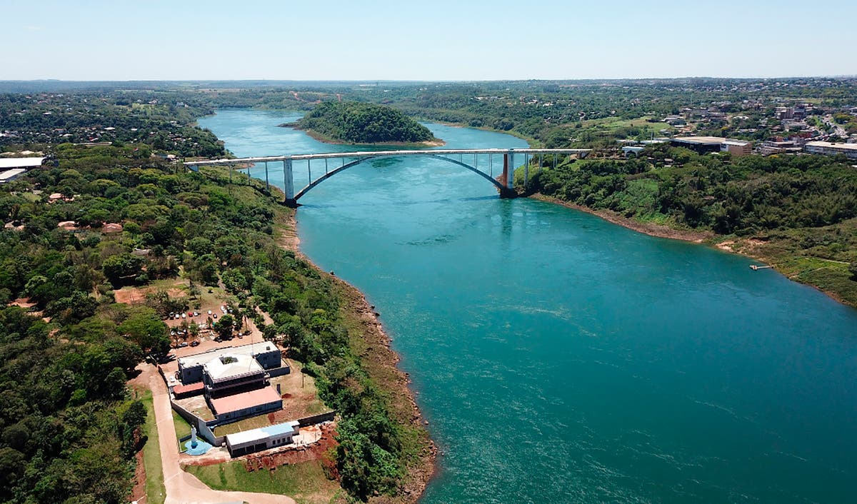 In Brazil, worst drought in decades felt at gigantic dam