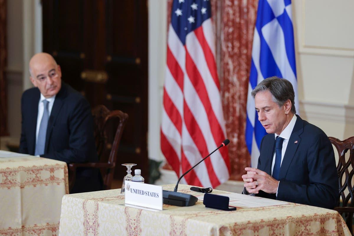 希腊, US expand defense pact in face of Turkey tensions