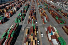 The US supply chain: How does it work, and what's gone wrong?