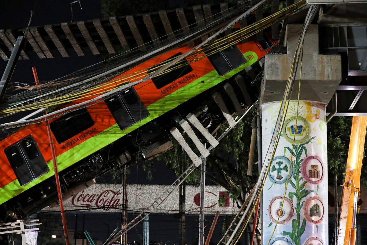 Mexico's richest man to rebuild collapsed subway line