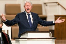 Bill Clinton released from hospital after recovering from infection