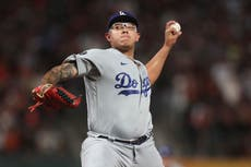 Dodgers beat Giants 2-1 in playoff thriller, advance to NLCS
