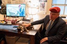 Stunts, cats and crime: Sliwa's colorful run for NYC mayor