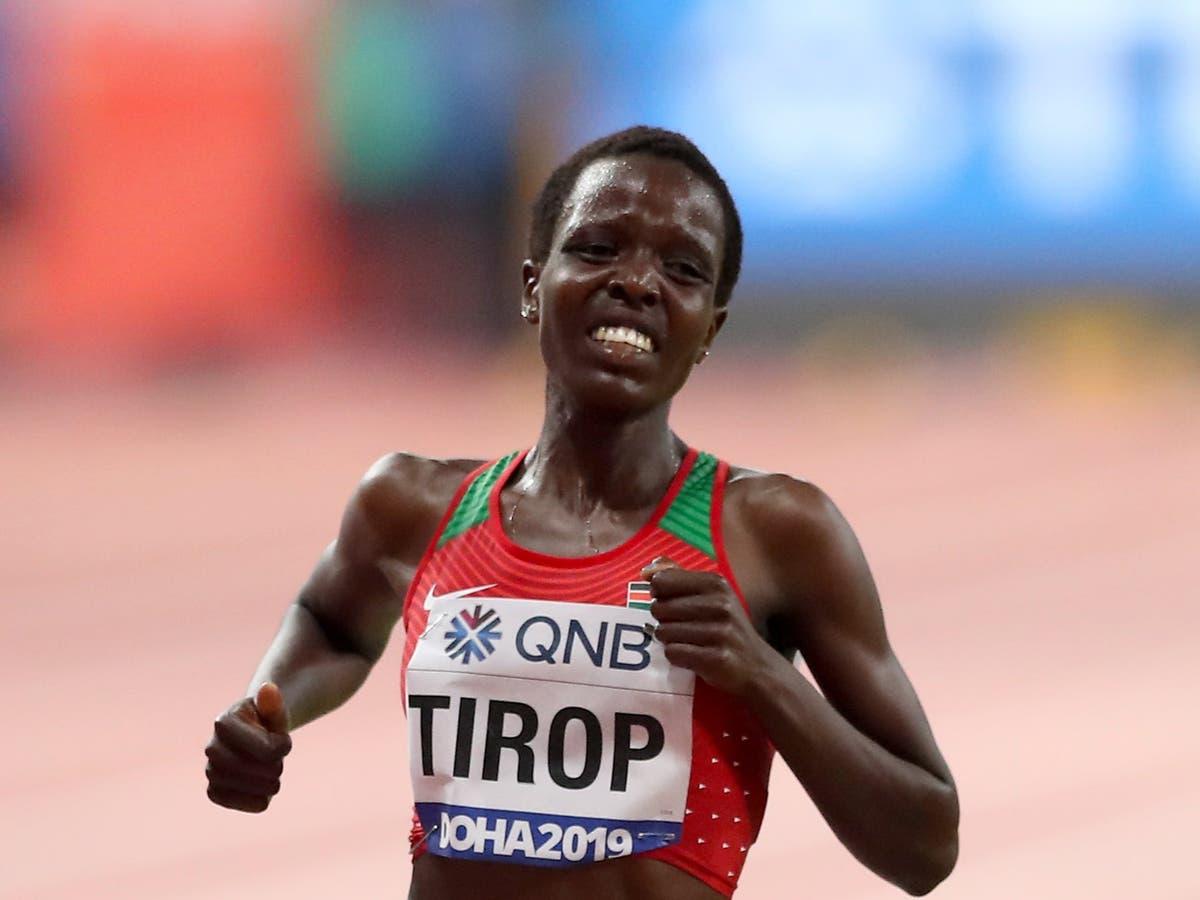 Agnes Tirop's husband arrested following Kenyan runner's death