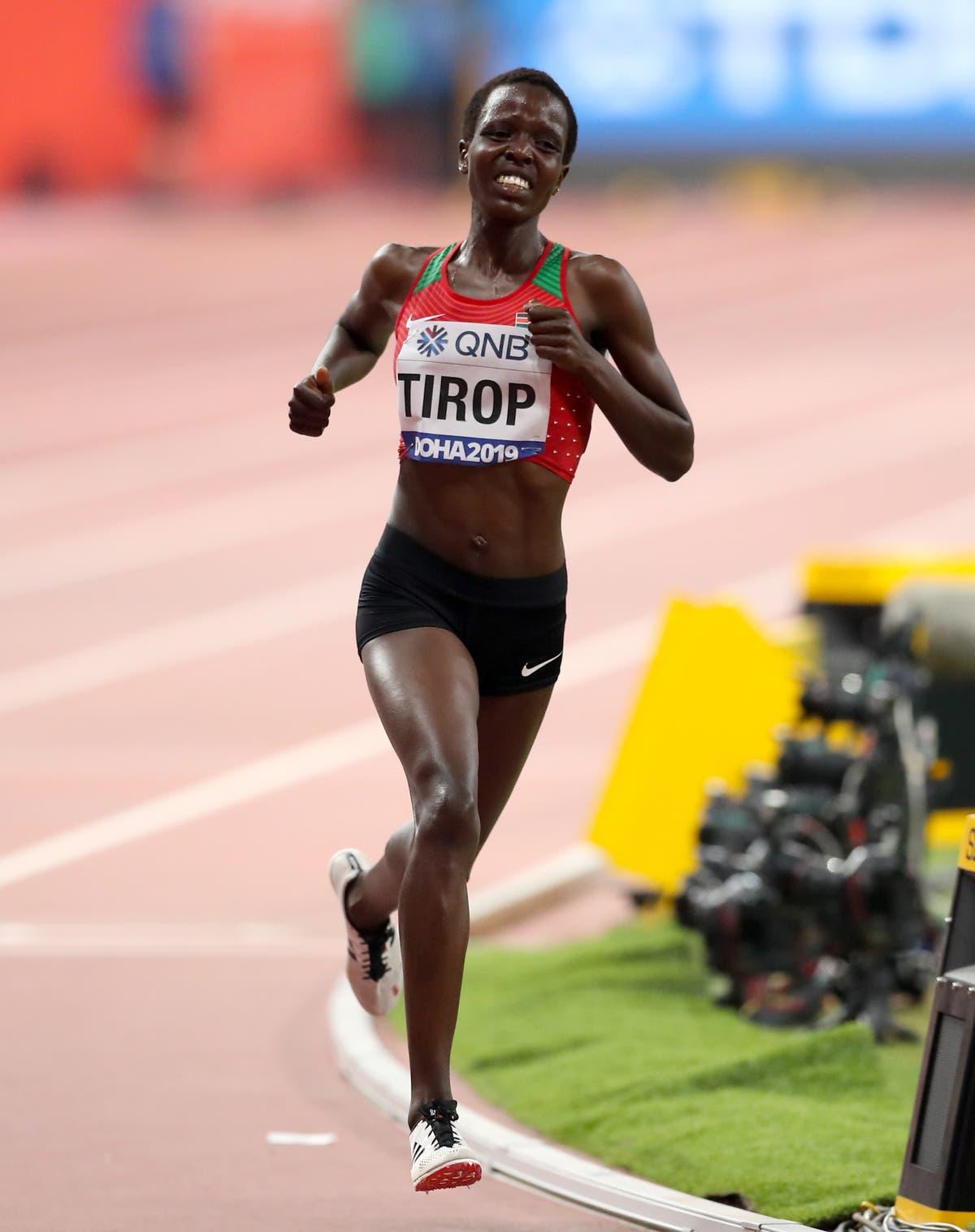 Husband of Agnes Tirop arrested following long-distance runner's death