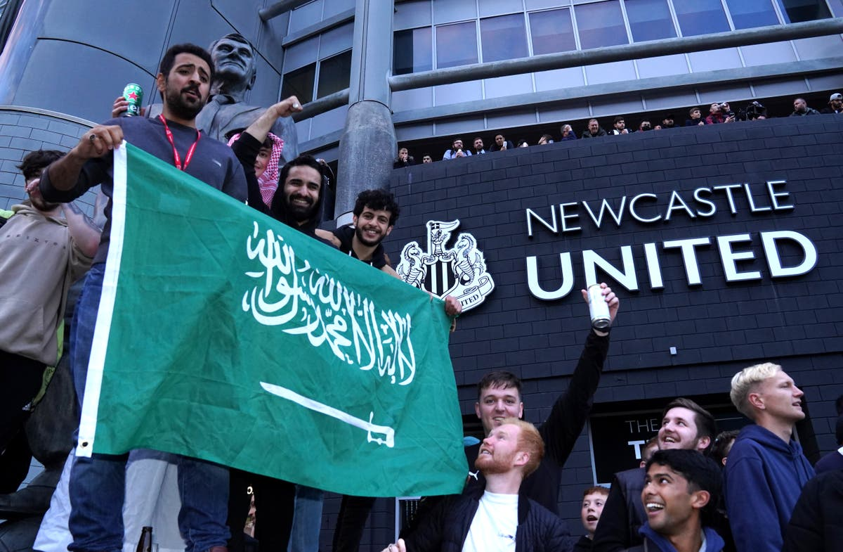 Amnesty hopes Newcastle fans, players and staff study Saudi human rights record