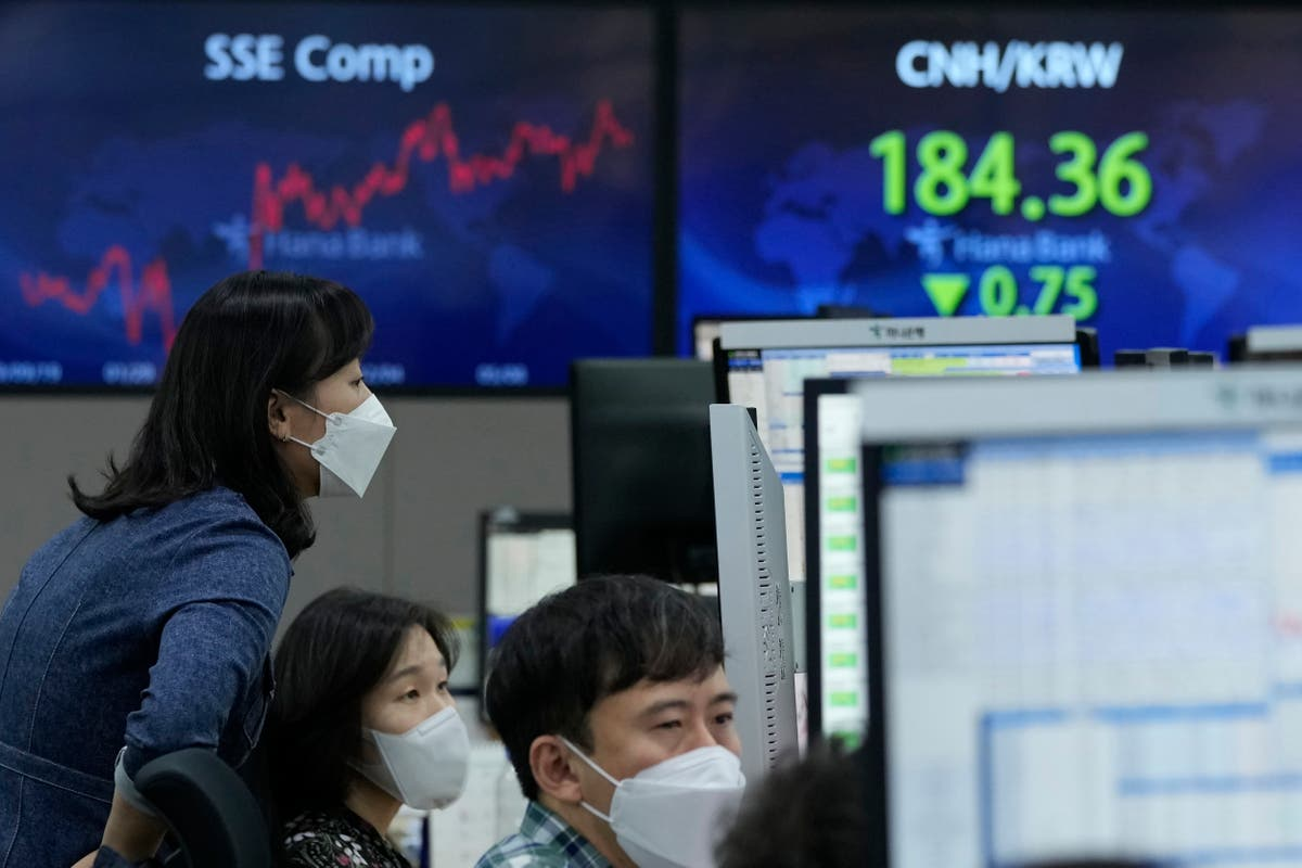 Asian shares rise after technology-powered rally on Wall St
