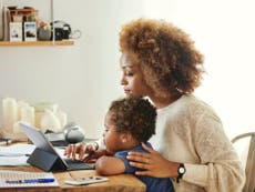One in two UK mothers turned down for flexible working, survey finds