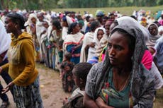 Fears for humanitarian crisis as Abiy Ahmed launches make or break Tigray war