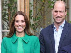 Prince William and Kate use £3,300 Heathrow Airport suite before half-term holiday