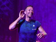 How to get tickets for Coldplay's 2022 toer