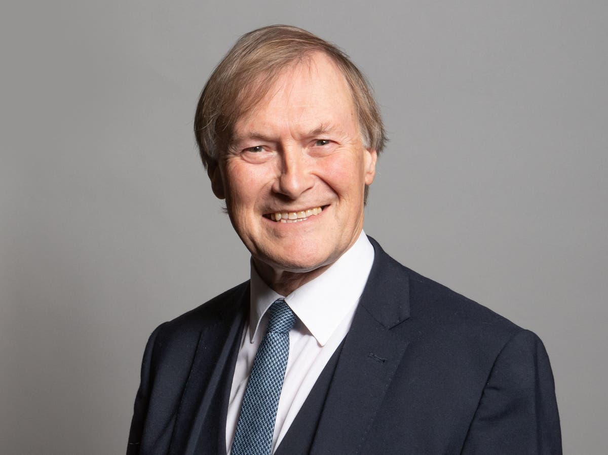 Tributes flood in after death of 'hugely kind and good' MP David Amess