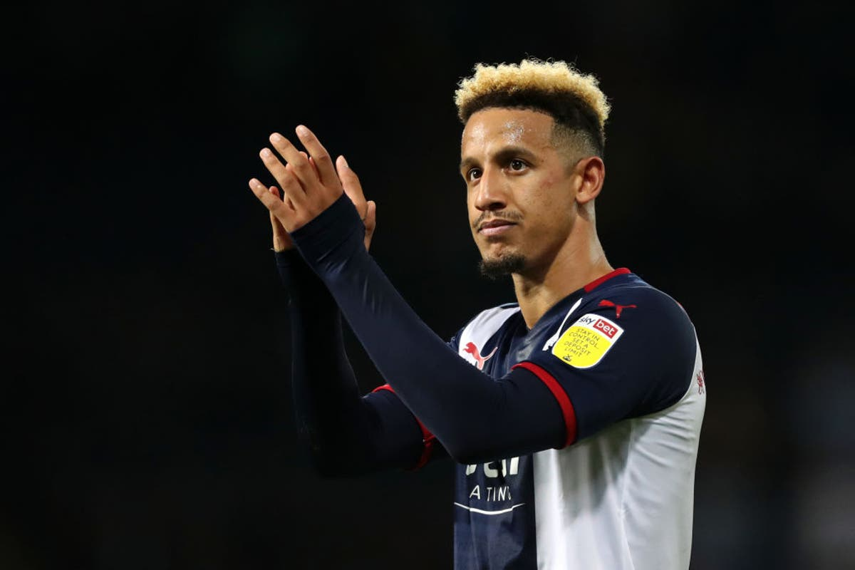 West Brom boss to speak to Callum Robinson about vaccine stance