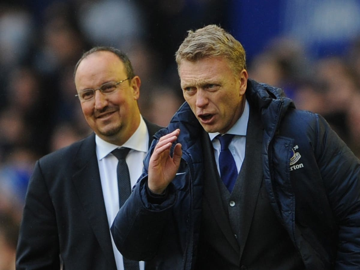 David Moyes has 'great respect' for 'terrific manager' Rafael Benitez