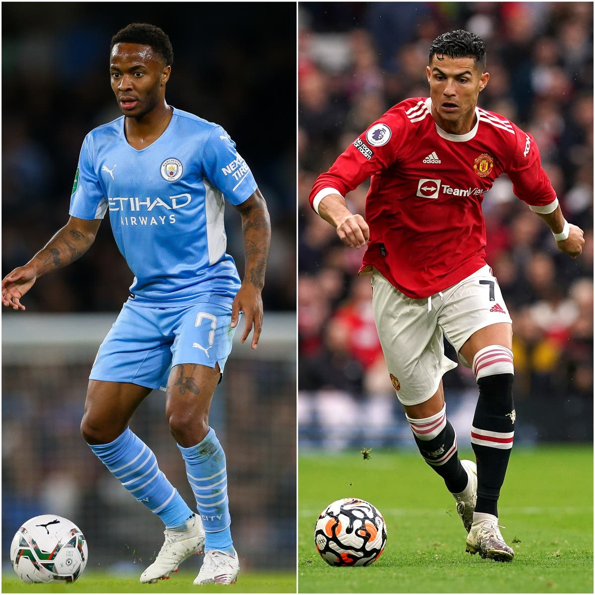 Sterling ready to return for City and Ronaldo thankful: Friday's sporting social