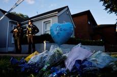 デービッド・アメス: Fatal stabbing of Tory MP declared as a terrorist incident by police