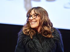 Katey Sagal taken to hospital after getting hit by car