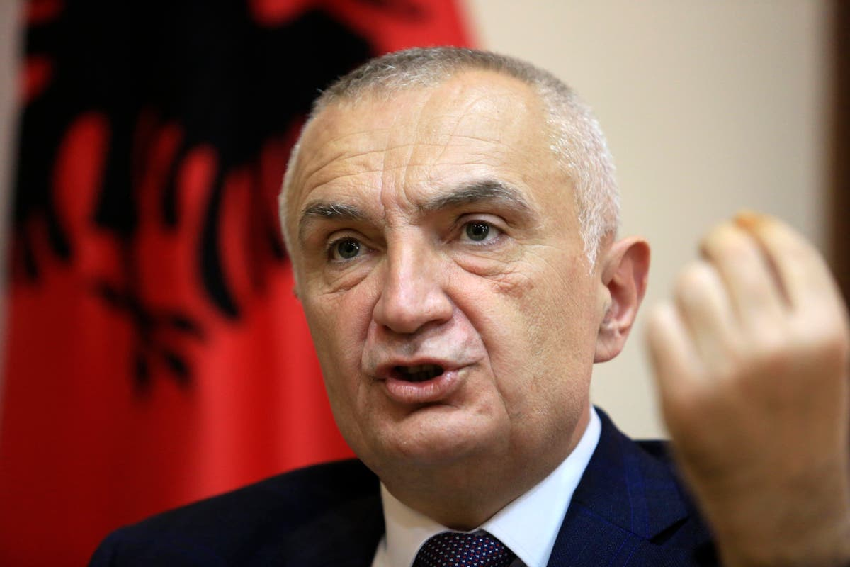 Top Albanian court to rule on president Meta's impeachment