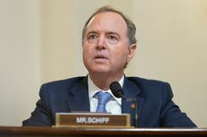 Trump's not going away — and neither is investigator Schiff