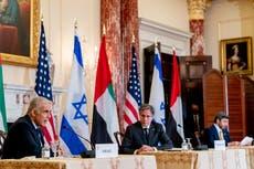 我们, allies step up pressure on Iran to return to nuke talks